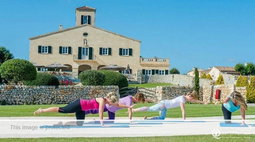 Cugo Gran luxury wellness retreat in Spain