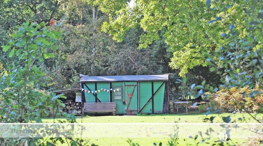 Green Farm spa retreat in England