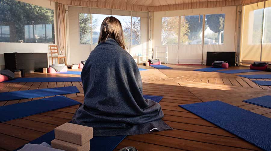 Kaliyoga meditation retreat in Italy