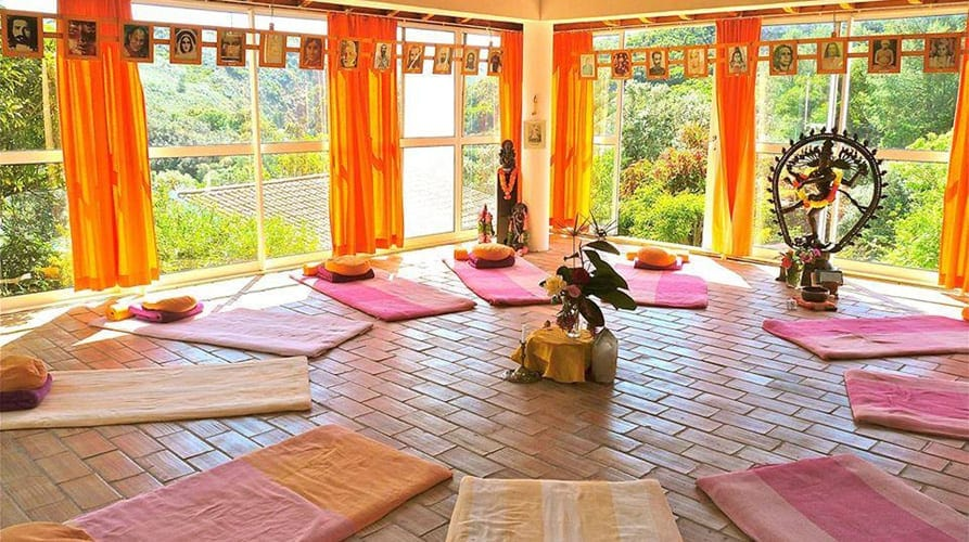 Moinhos Velhos yoga retreat in Portugal