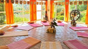 Moinhos Velhos yoga retreat in Portugal