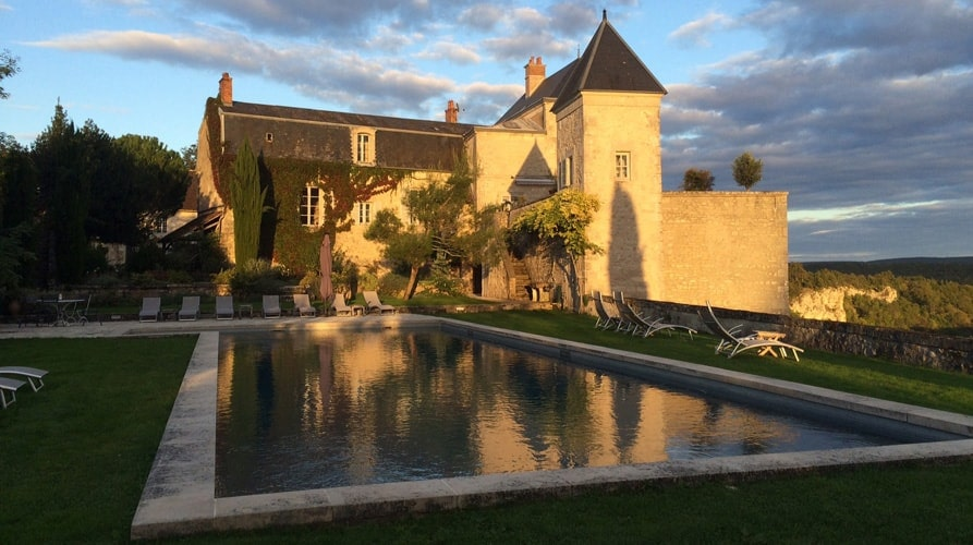The Strategic Space life coaching retreat in France