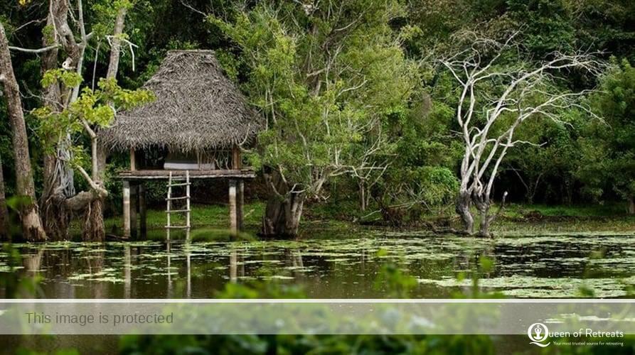 Ulpotha ayurveda retreat in Sri Lanka