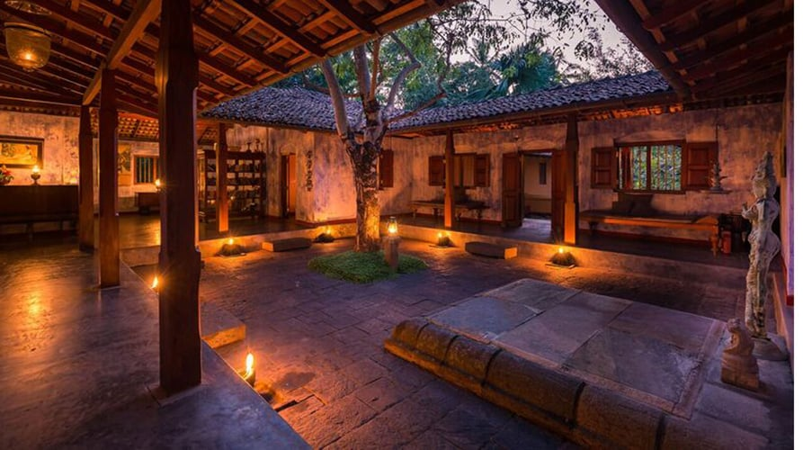 Ulpotha ayurveda retreat in Sri Lanka