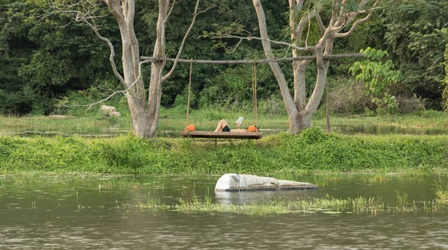 Ulpotha wellness retreat in Sri Lanka