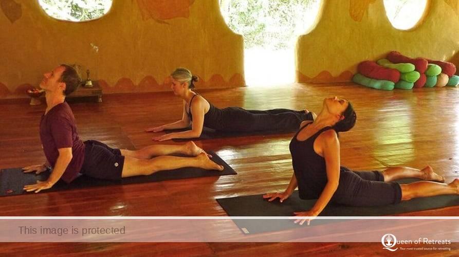 Ulpotha yoga retreat in Sri Lanka