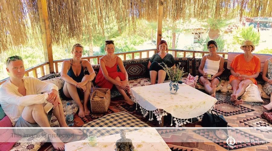 Jiva Healing detox retreat Turkey