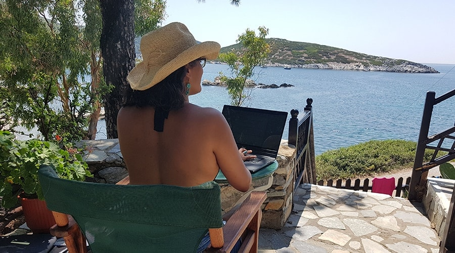 skyros creative writing course