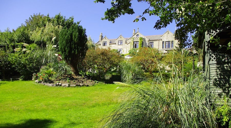 the grange by the sea retreat centre skyros isle of wight