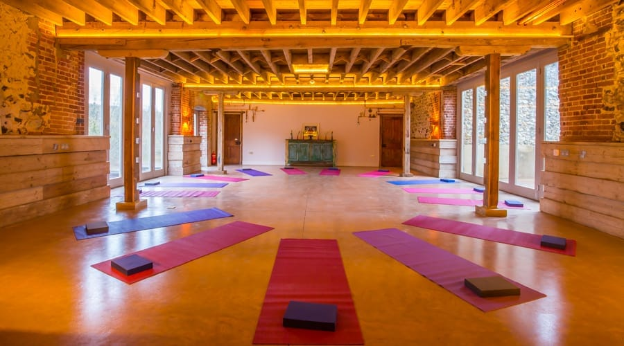 satvada yoga retreat norfolk uk