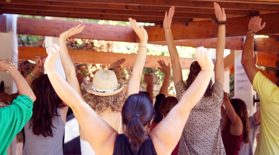 Skyros Yoga Retreat Greece