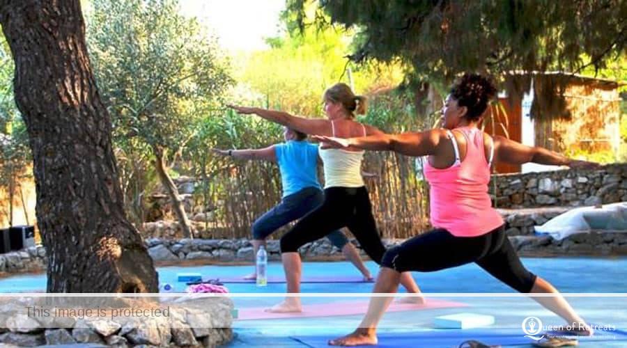 Skyros Yoga Retreat Greece