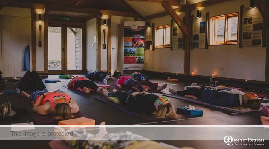 Zest Life yoga Retreat