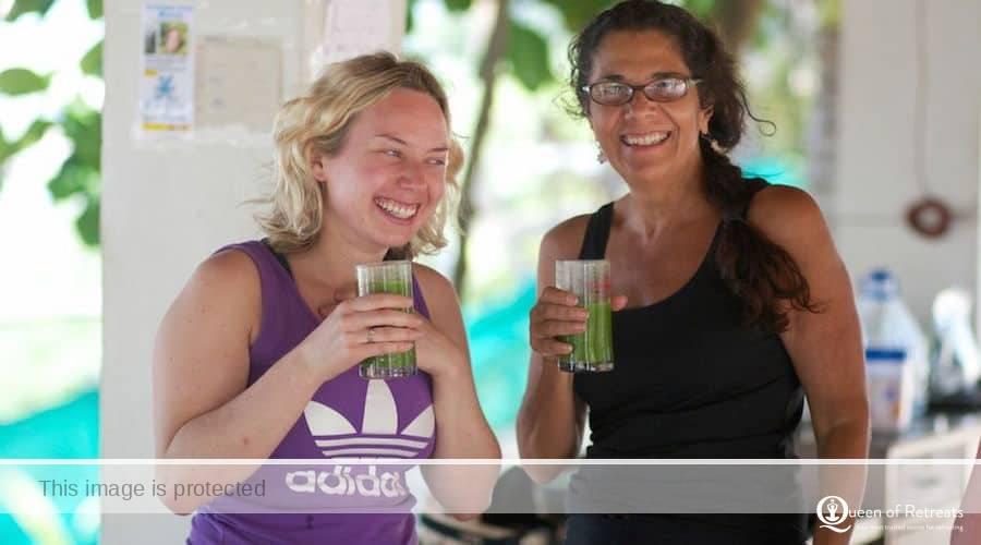 jiva healing goa juice fast retreat