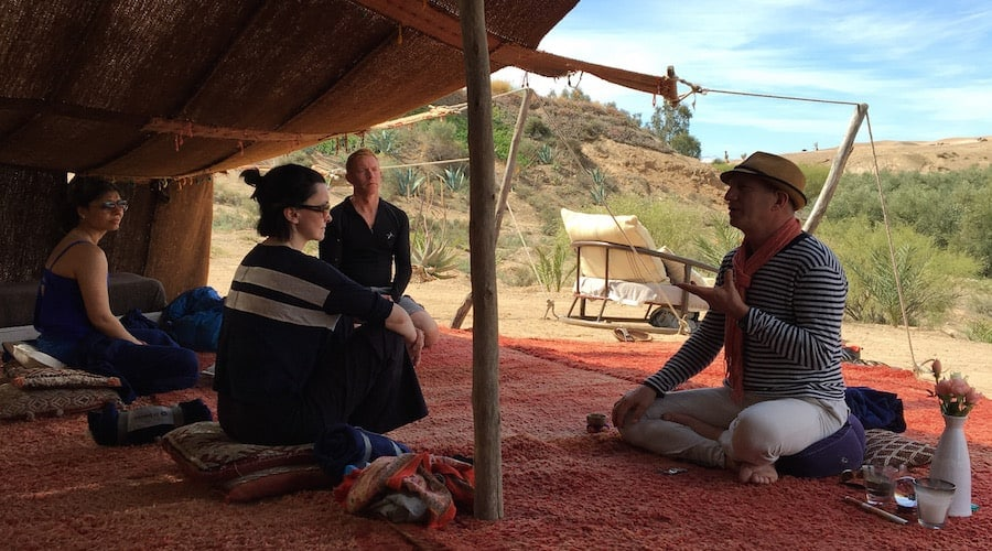 mindfulness journeys morocco