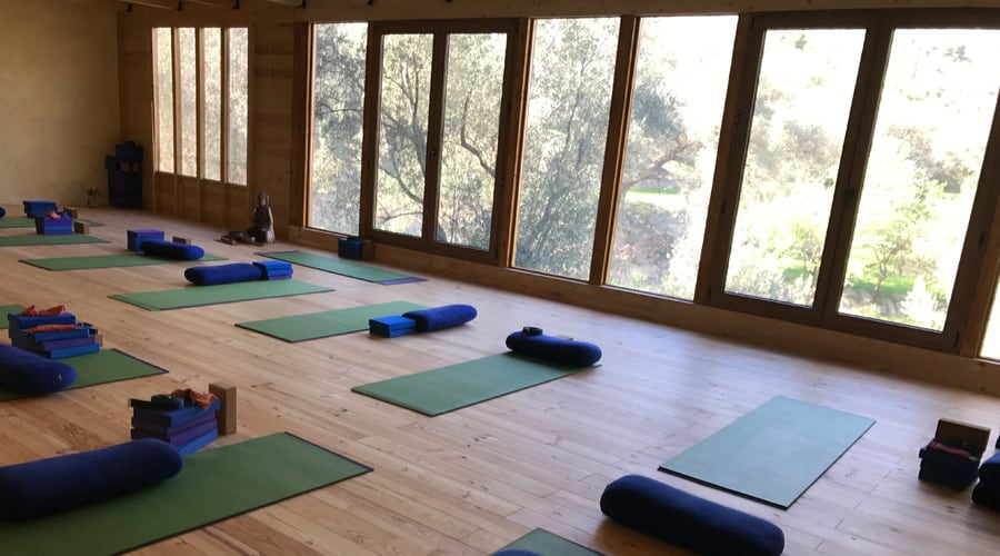 Kali yoga retreat spain