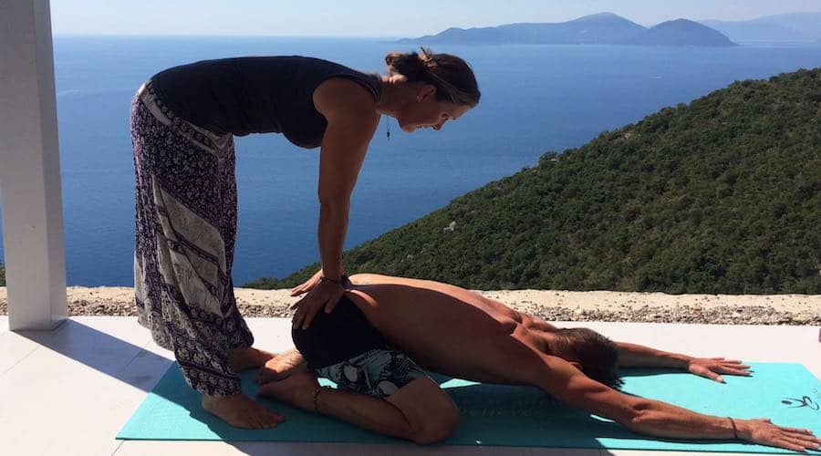 Mindfulness Journeys Greece meditation retreat