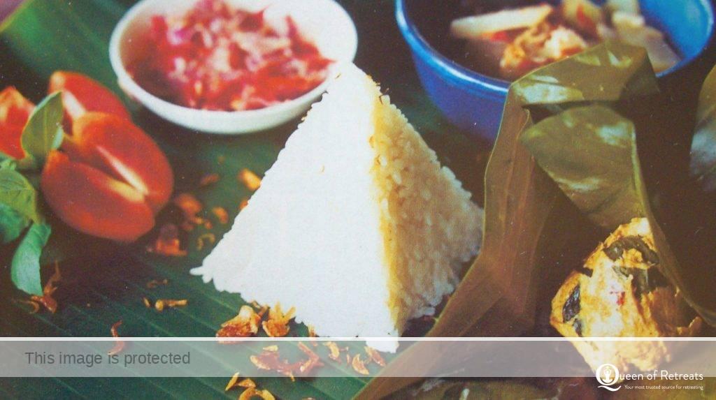 Puri Ganesha food Bali Food
