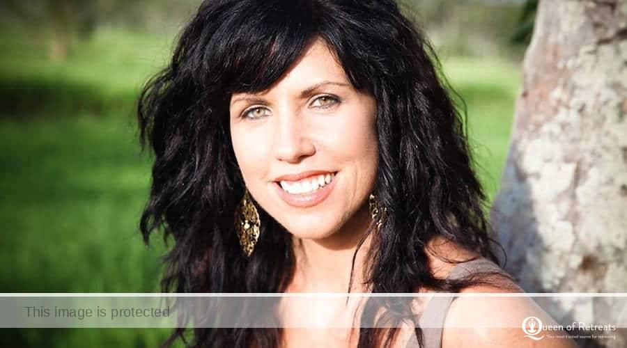 spiritual life coaching retreat with Danielle Marchant BALI