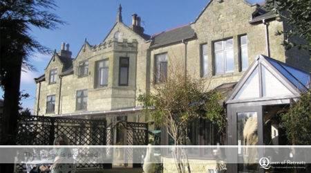 The Grange retreat isle of wight UK