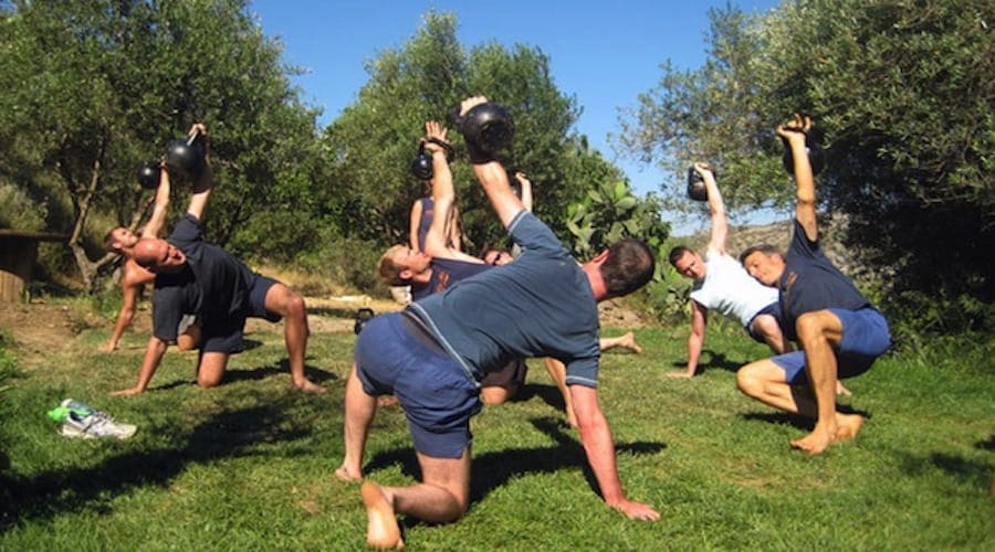 wildfitness fitness retreat holiday crete