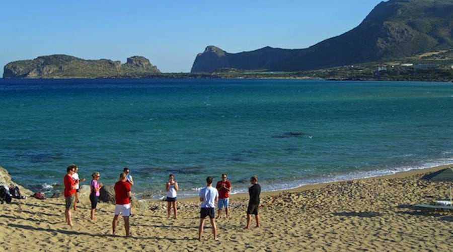 wildfitness fitness retreat holiday crete