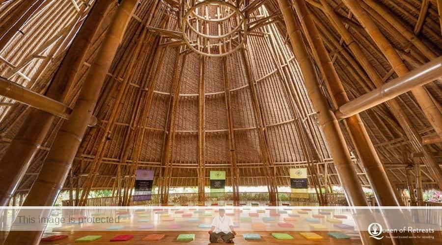 sacred pause healing retreat bali