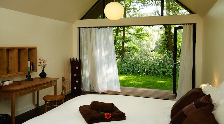 the clover mill ayurveda yoga eco retreat worcestershire