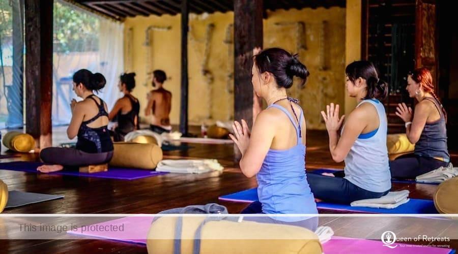 yoga explorers yoga holiday india