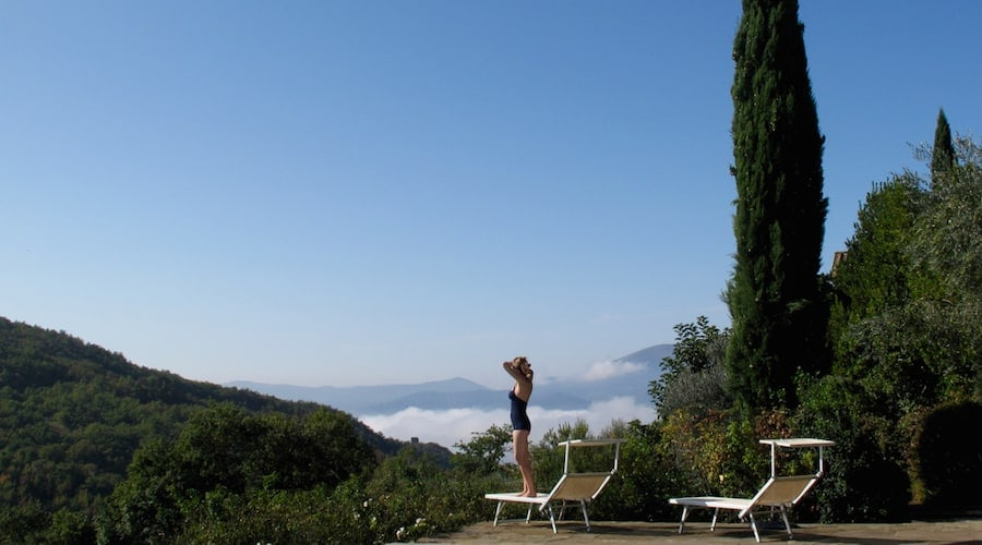 Yoga explorer retreats italy