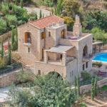 Artful retreats in crete