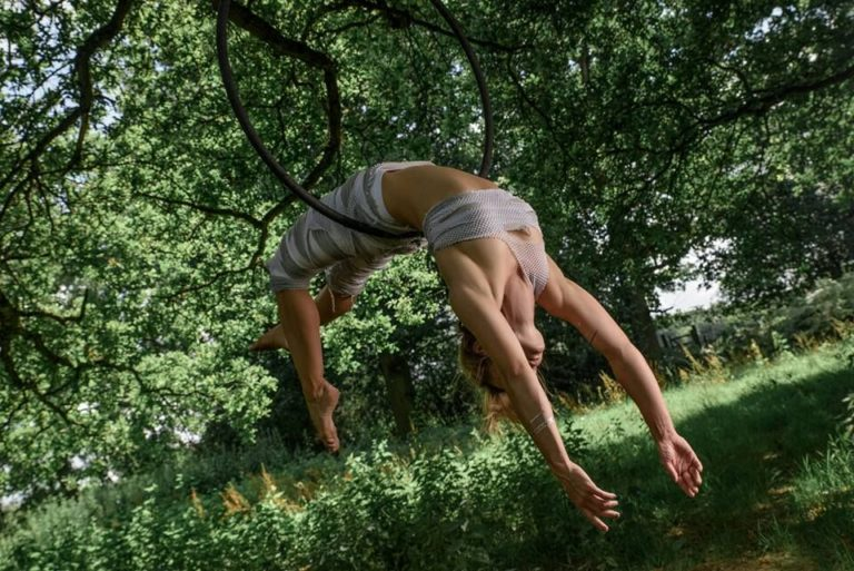 green farm yoga retreat england