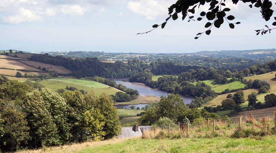 Mindfulness retreats in Sharpham House Sharpham Trust UK