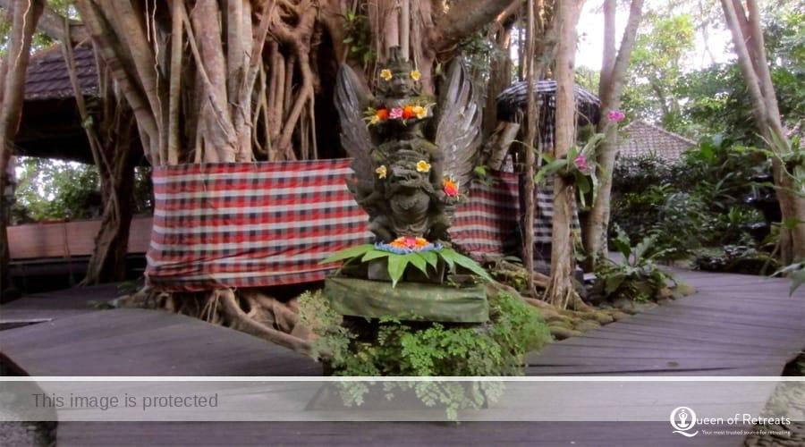 svarga loka wellness retreat bali ubud