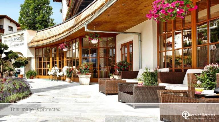 Ayurvedic Resort Sonnhof Austria