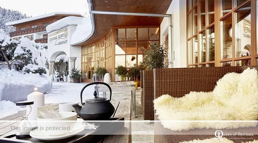 Sonnhof Terrace Tea