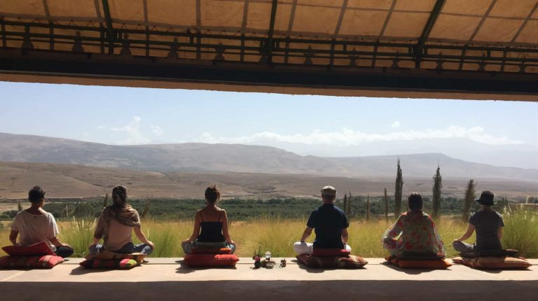 Mindfulness Journeys Retreat Morocco