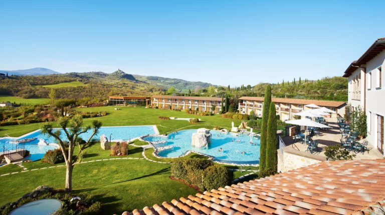 Adler Thermae spa retreat Tuscany Italy