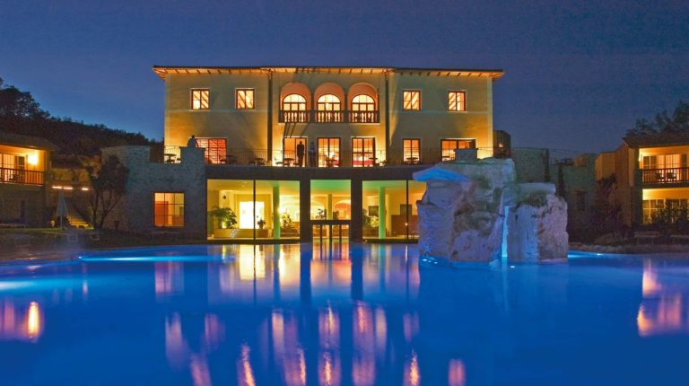 Adler Thermae Spa Resort Tuscany Italy