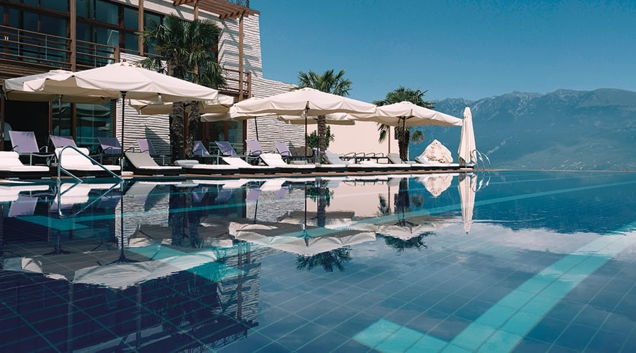 Lefay Spa Resort Italy Queen of Retreats