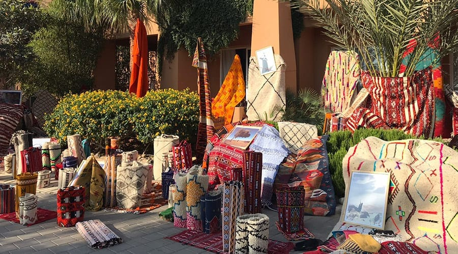 Surf and Spa Resort Retreat Paradis Plage Morocco