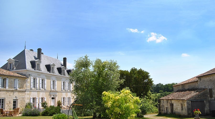 chateau de mouillac france Boutique Retreat France Other Places
