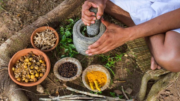 Generic Ayurvedic detox a Retreat hero