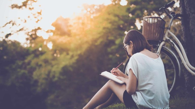Journal Writing generic as Therapy Hero
