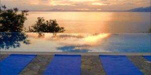 Dolphins leap wellness retreat greece