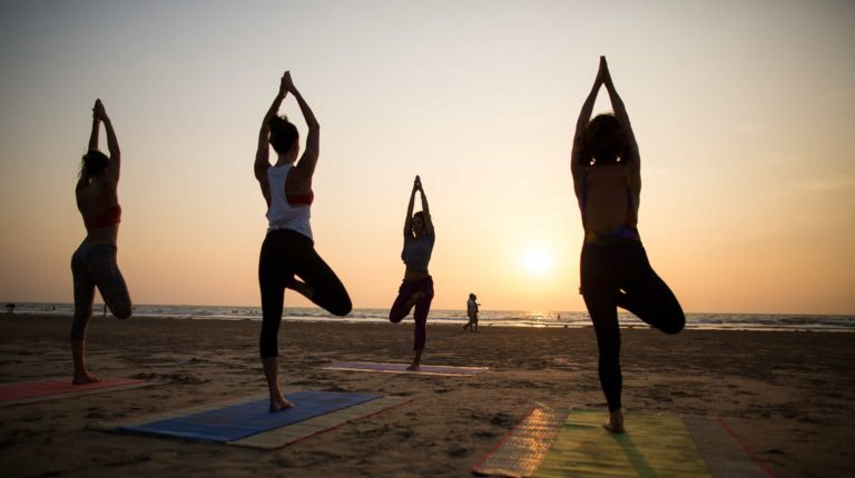 Chaya Yoga Retreats Goa India