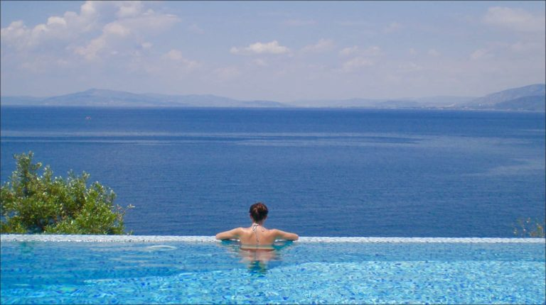 Dolphins leap wellness retreat greece