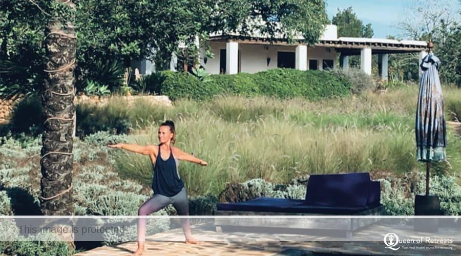 Villa Mac Yoga Deck