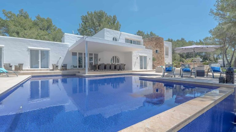 Ibiza retreats queen of retreats