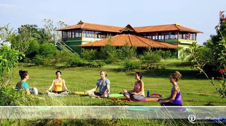 AyurYoga Eco-Ashram, India Queen of Retreats